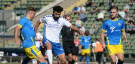 Regelrecht überrannt – 5:0 gegen Lok Leipzig